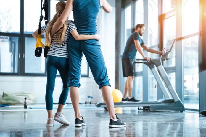 Par træner sammen